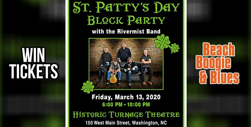 Win Tickets To The St. Patty's Day Block Party In Washington!