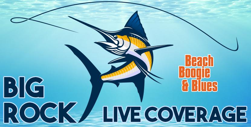 Big Rock Blue Marlin Tournament Coverage