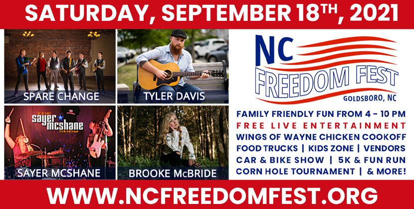 NC Freedom Fest