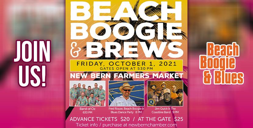 Beach Boogie & Brews