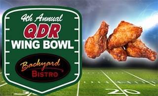 QDR Wing Bowl
