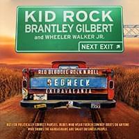 Kid Rock and Brantley Gilbert