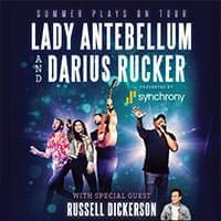 Lady Antebellum & Darius Rucker