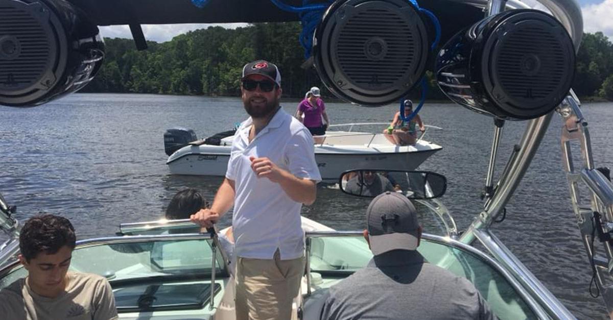 Photos: Redneck Yacht Club at Falls Lake