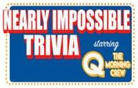 Nearly Impossible Trivia: November 7, 2019