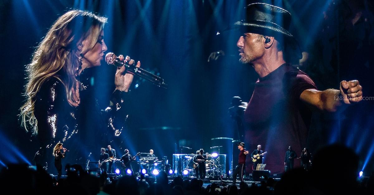 Photos: Tim McGraw and Faith Hill at PNC Arena