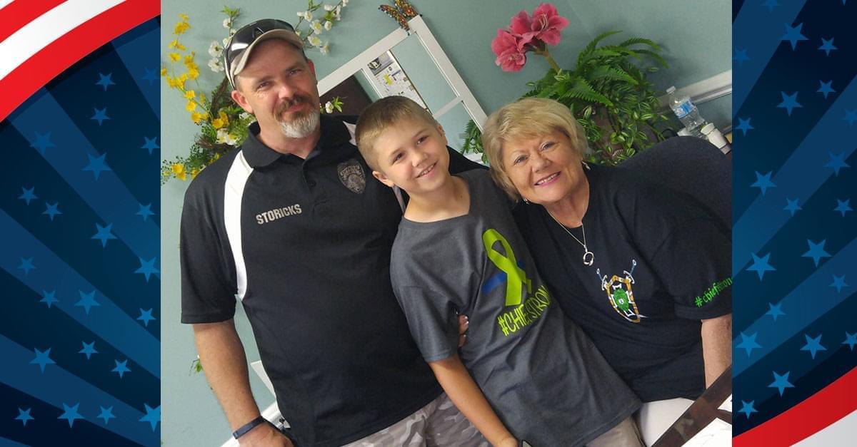 Hometown Hero July 25th: Lt. Ken Storicks