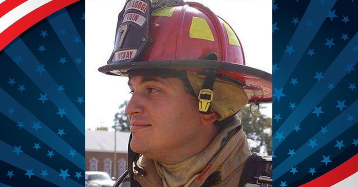 Hometown Hero August 1st: Duane McKay