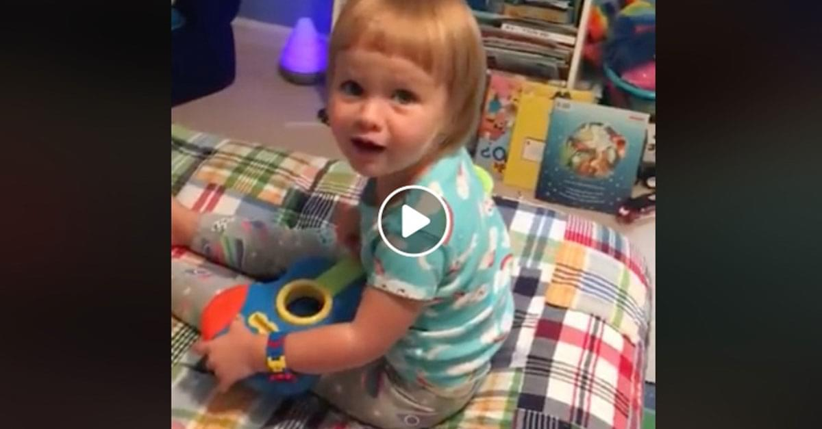 Watch:Mad Dawg's Daughter Singing 'Get Along'