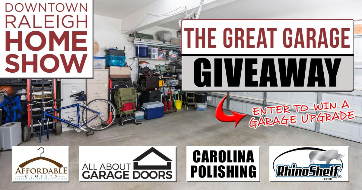 Enter to Win: The Great Garage Giveaway