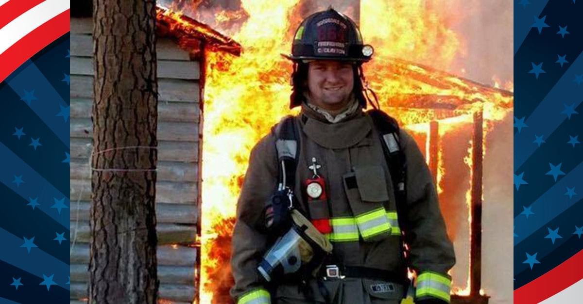 Hometown Hero October 3rd: Colby Clayton