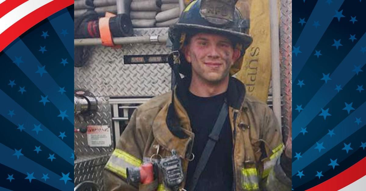 Hometown Hero September 26th: Andrew Perlak