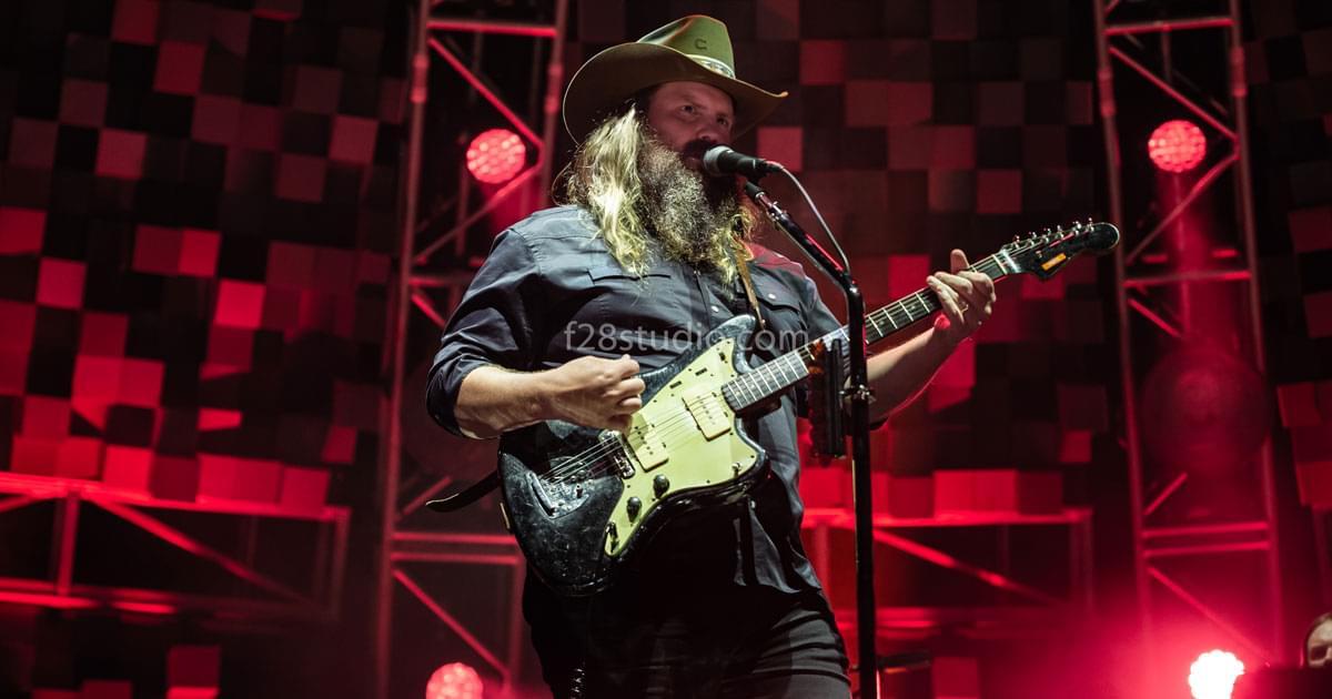 PICS: Chris Stapleton in Raleigh