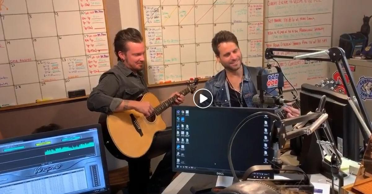 "WATCH: Parmalee stop by to share their new song ""Down Town"""
