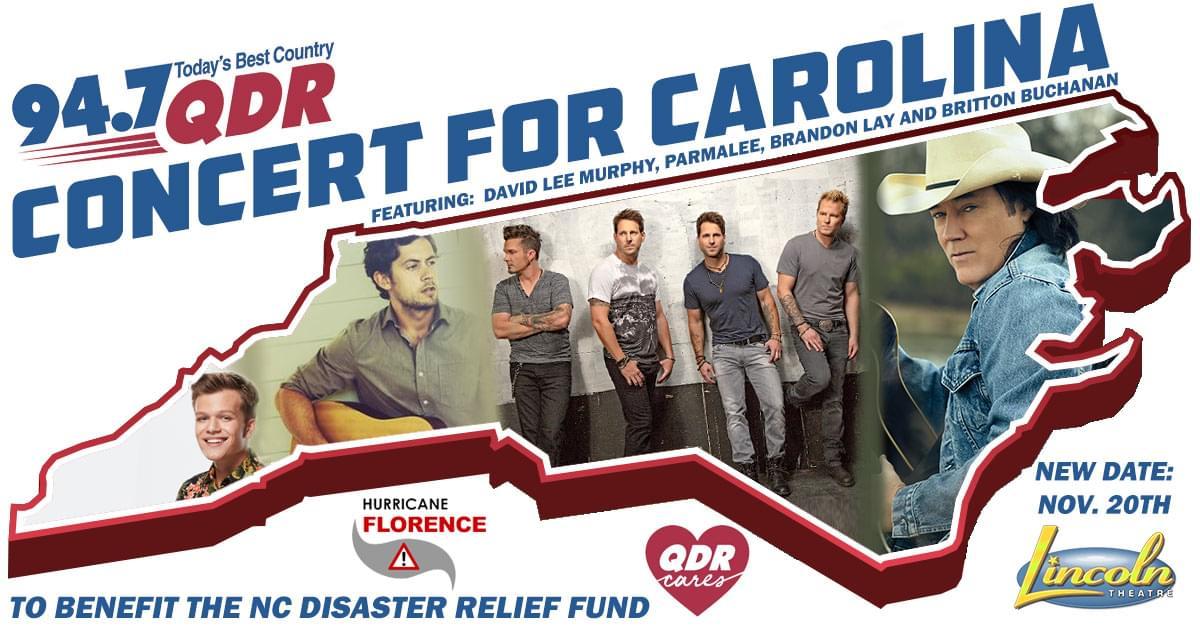 Concert for Carolina
