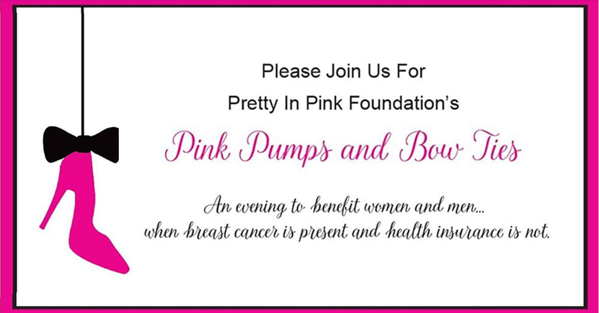 Join QDR at Pink Pumps and Bow Ties!