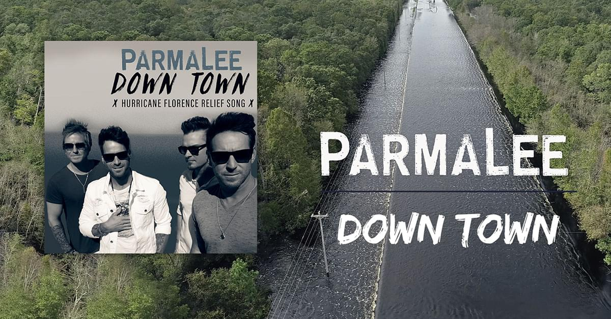 Proceeds of Parmalee's New Song 'Down Town' Are Going Straight to Hurricane Relief