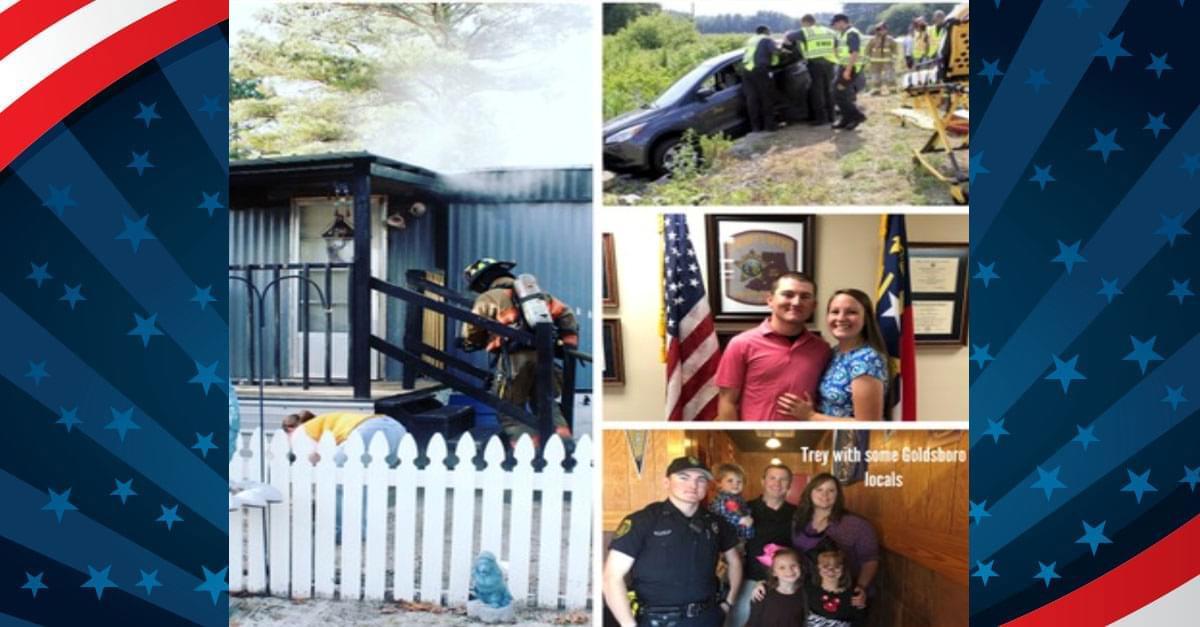 Hometown Hero November 7th: Trey Pate