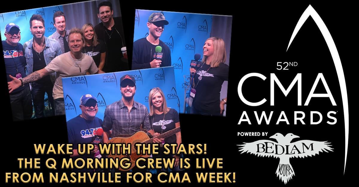 CMA Broadcast