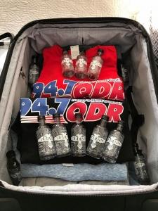 Suitcase full of Bedlam