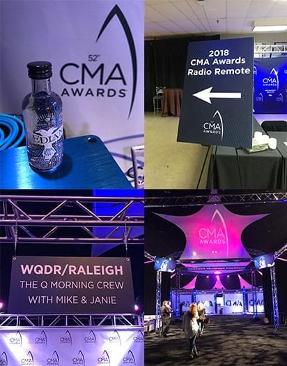 CMA Behind the Scenes