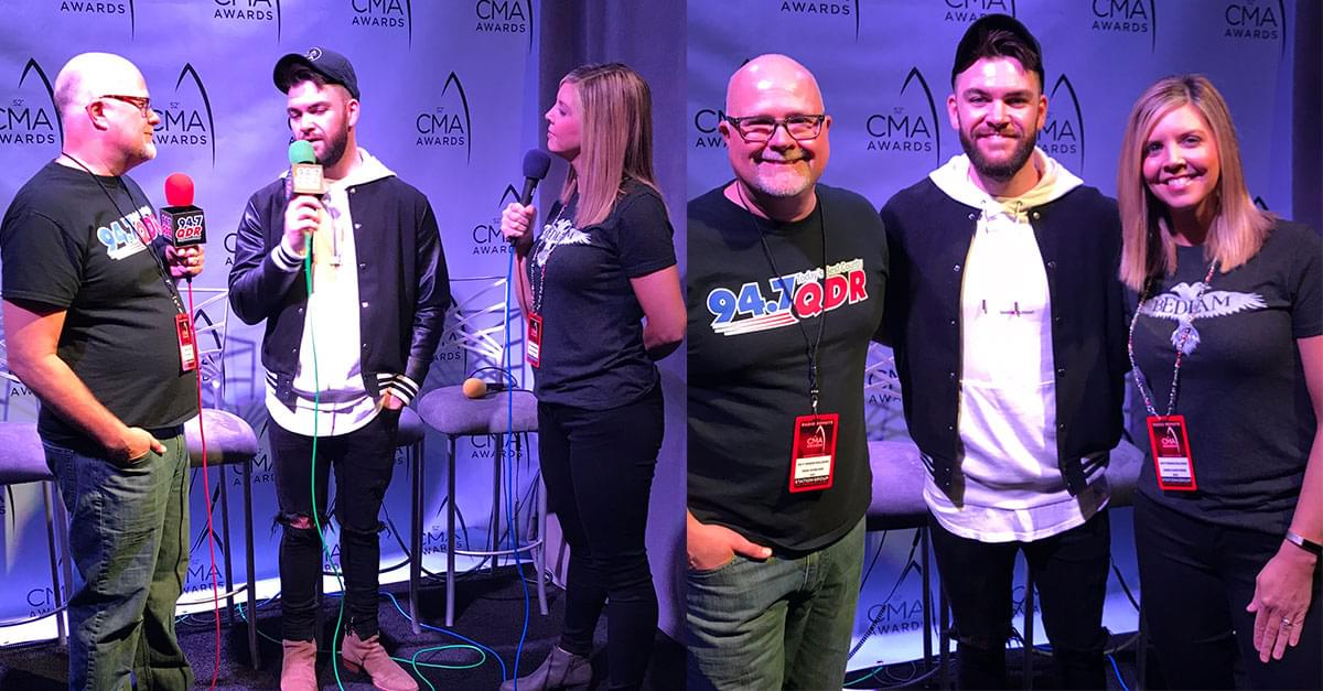 Interview: Dylan Scott