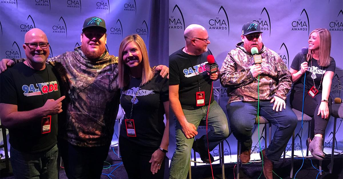 Interview: Luke Combs