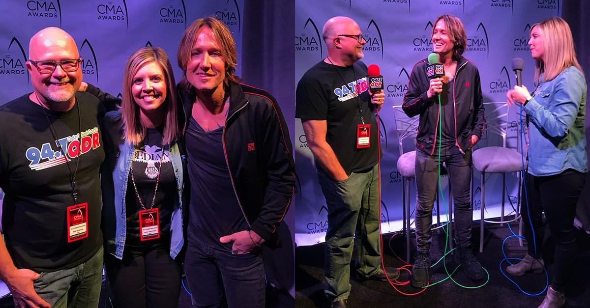 Watch: Keith Urban Crushes 90s Trivia
