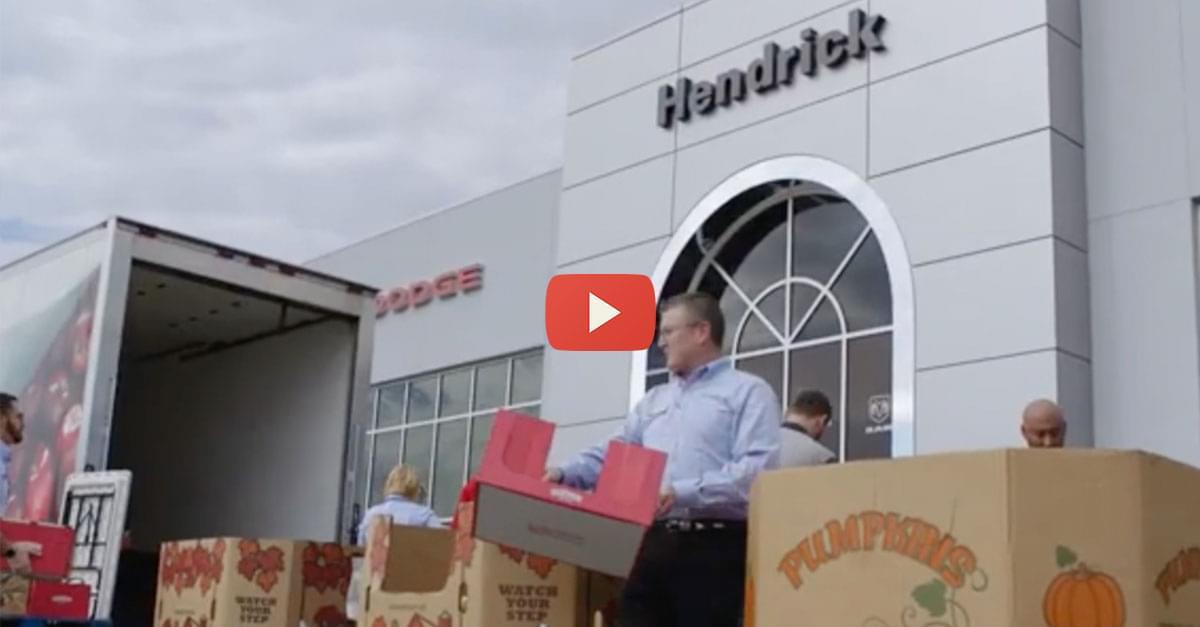 Hendrick Automotive to feed 4,000 people this holiday season