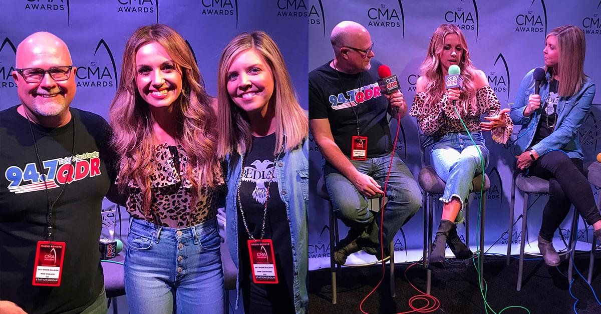 Interview: Carly Pearce
