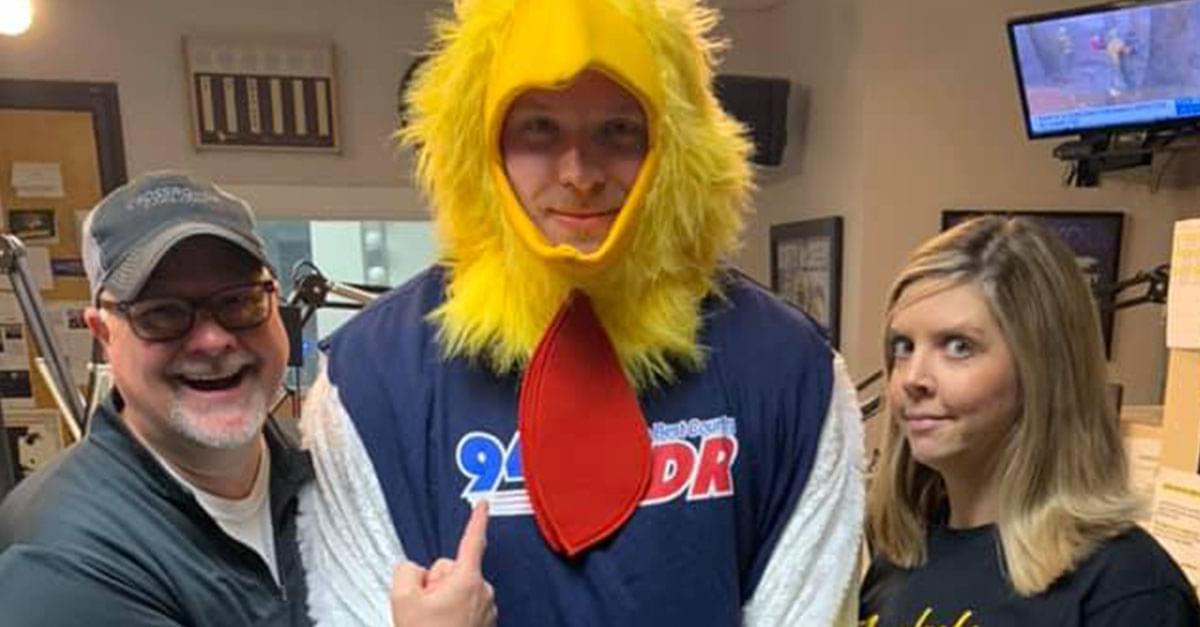 Pics: QDR Ticket Chicken