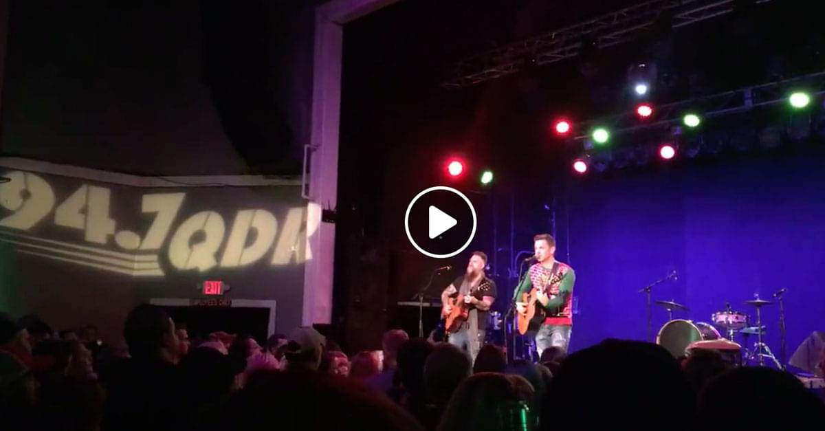 Watch: QDR Acoustic Christmas for Kids