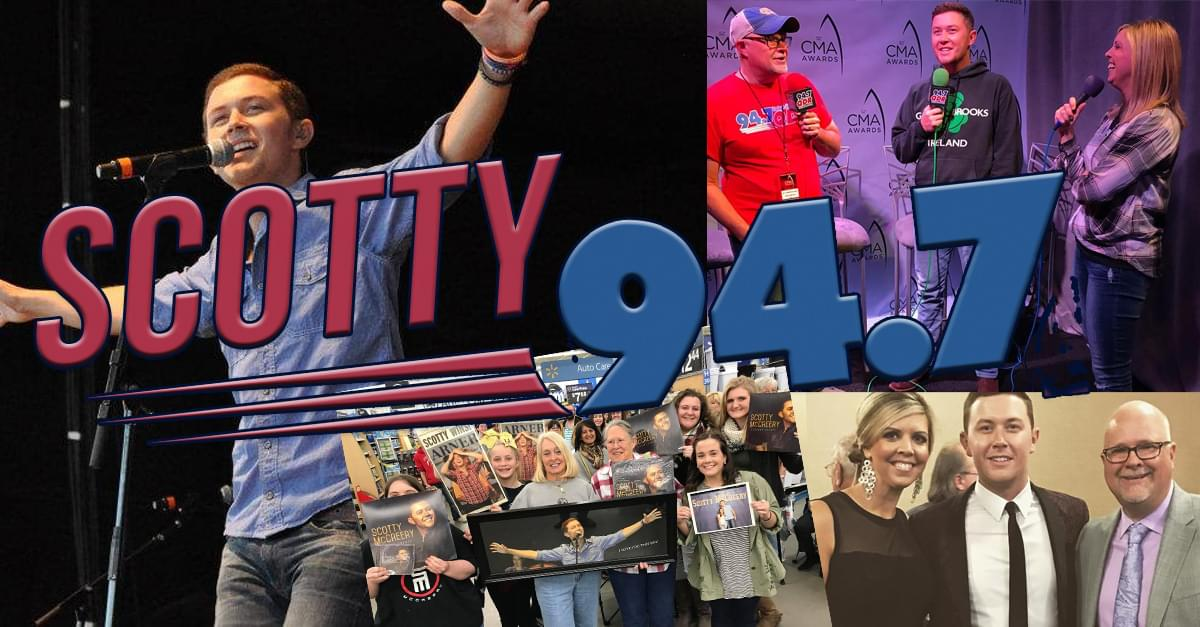 Scotty 94.7 Is Back!