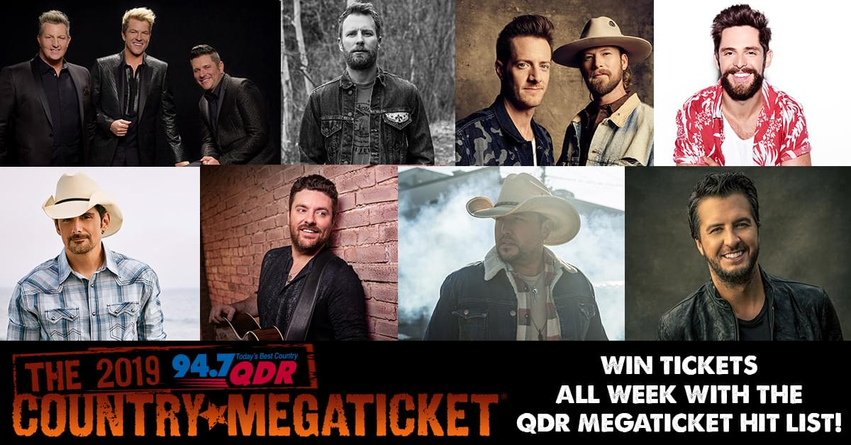 QDR Country Megaticket