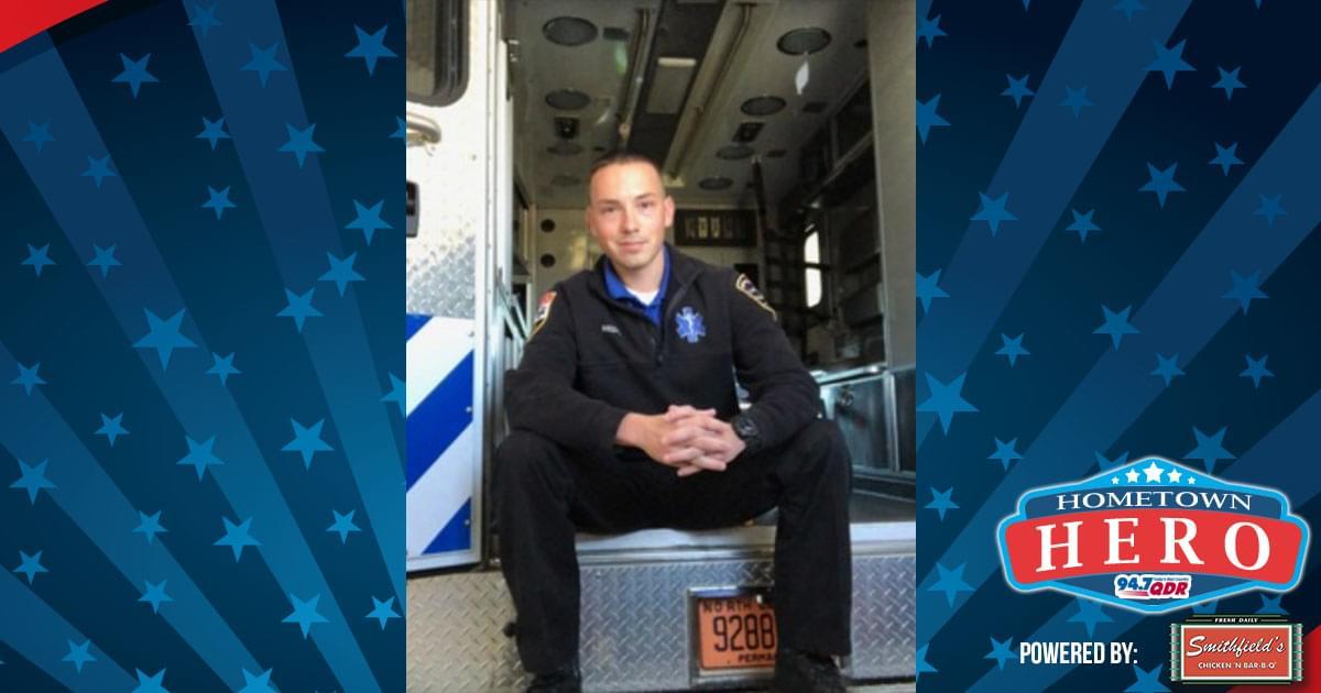 Hometown Hero February 6th: Dustin Swinson