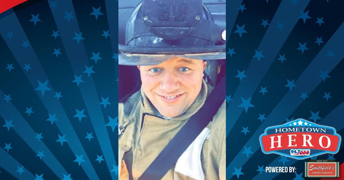 Hometown Hero February 27th: Justin Allen