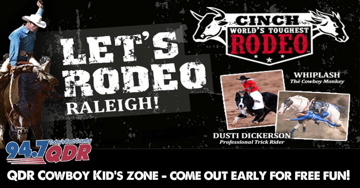 QDR Cowboy Kid's Zone