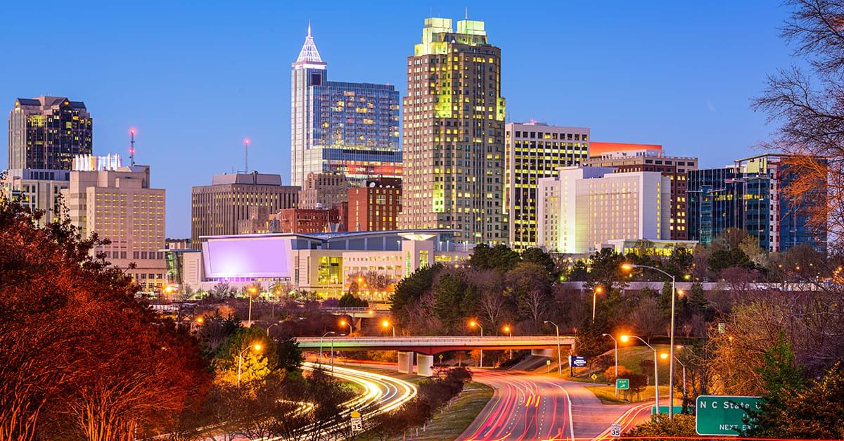 Raleigh Ranks 3rd Best in Quality of Life in the World