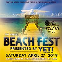 6th Annual Beach Fest