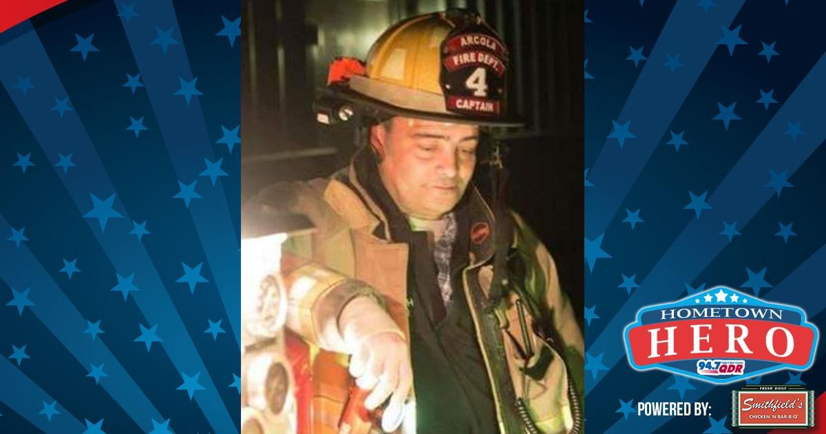Hometown Hero April 24th: Dudley G. Lynch Sr.