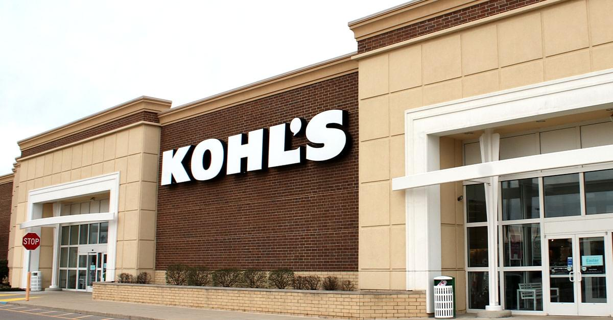 This Summer Kohl's will begin Accepting Amazon Returns in All Stores