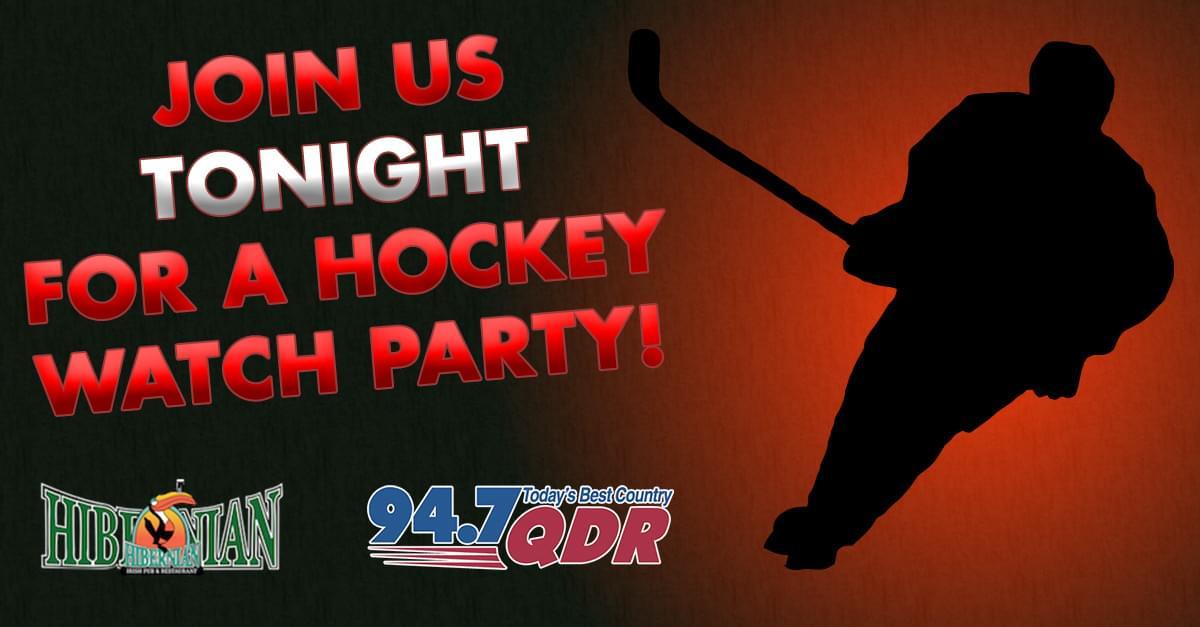 Hockey Watch Party