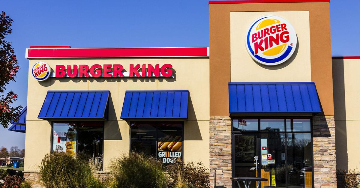 """Burger King releases """"Feel Your Way Boxes"""""""