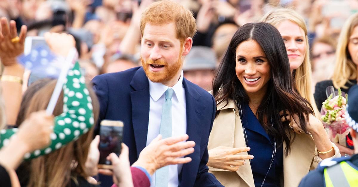 Duchess Meghan & Prince Harry Welcome Baby Boy!