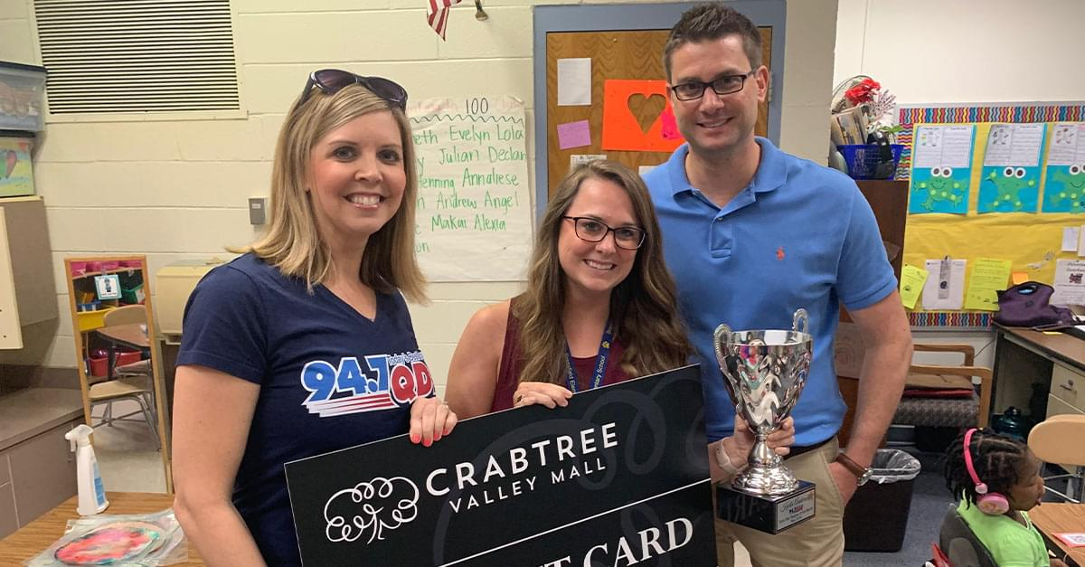 Gold Star Teacher of the Month: May 2019 – Karla Anderson