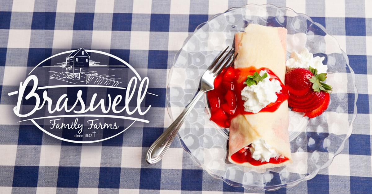 Recipes from Braswell Family Farms Perfect for Mother's Day!