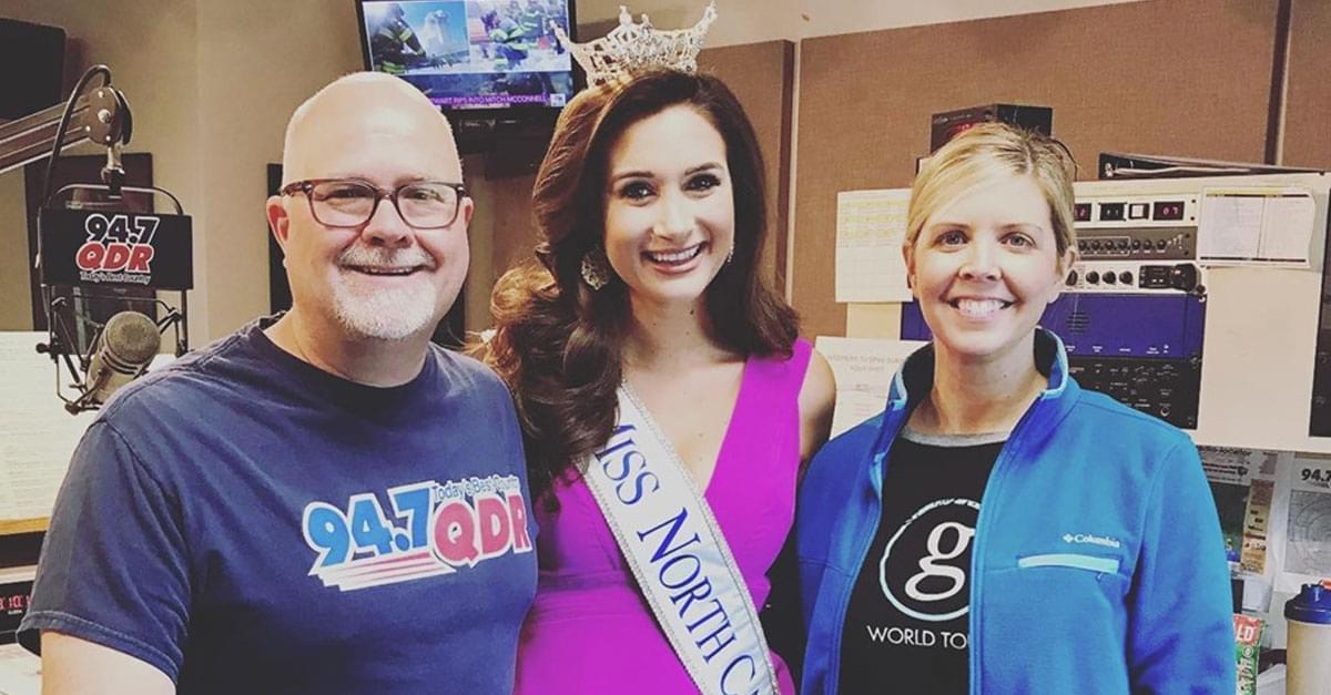Interview: Miss NC 2018 Laura Matrazzo