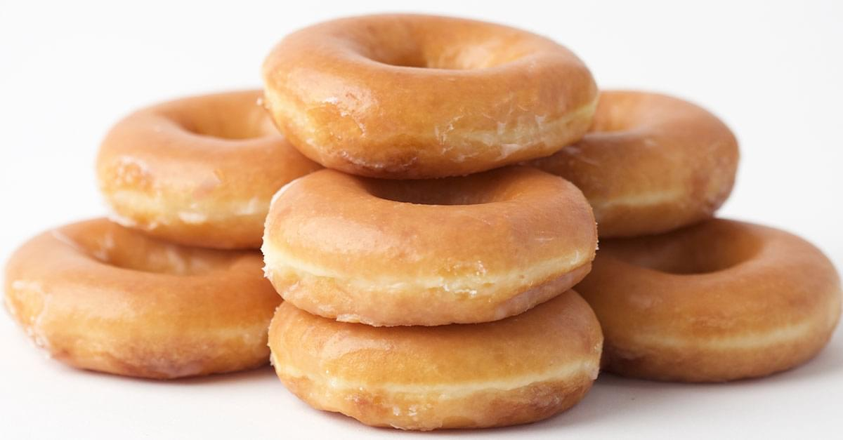 Krispy Kreme will Now Deliver Doughnuts in NC