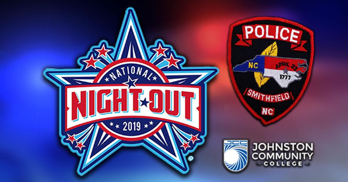 Join Us for a Night Out with the Smithfield Police Dept!