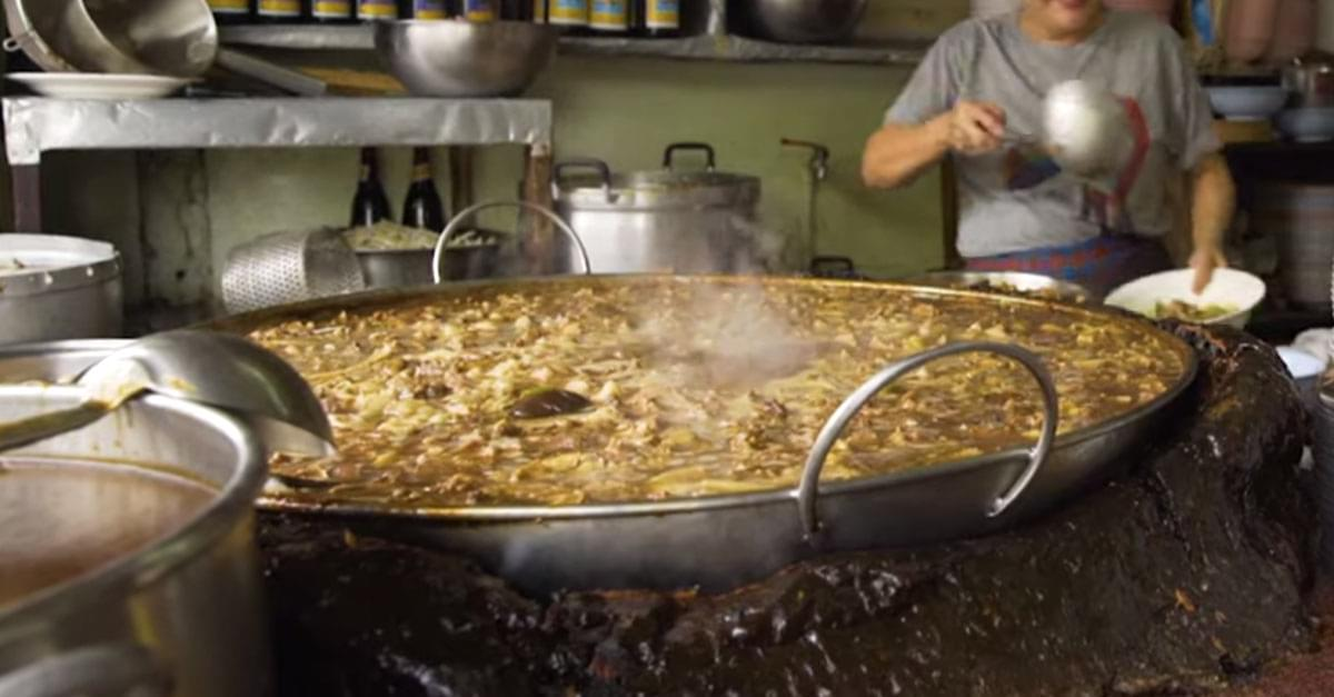 This Soup Has Been Cooking for 45 years